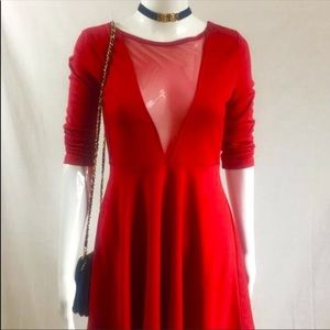 Poof Couture Dresses - 🍌 Poof Couture red sexy backless dress s